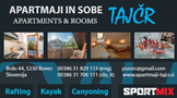 Apartmaji Tajcr